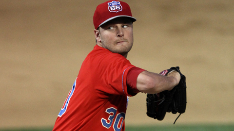 Nick Maronde is 2-1 with a 1.87 ERA in nine starts for Inland Empire.